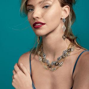 NWOT Lulu Frost necklace